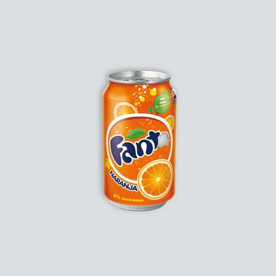 1131 Fanta naranja 33