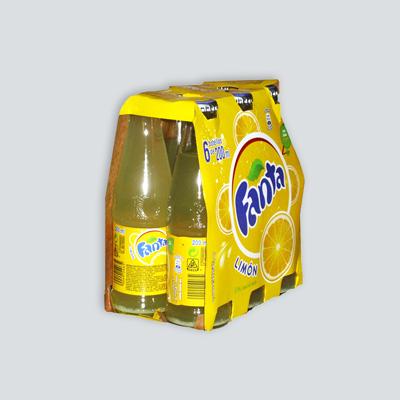1140 Fanta limón 200