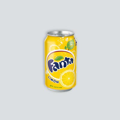 1142 Fanta limón 33