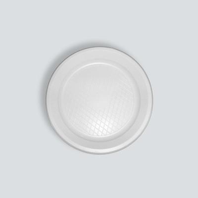 2340 Plato pequeño plástico