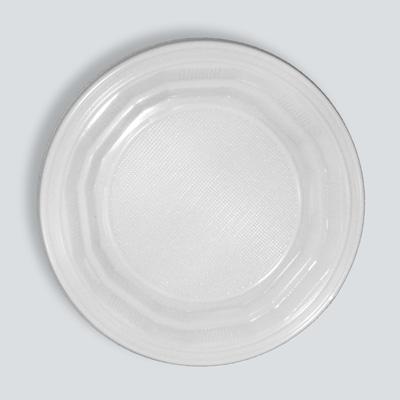 2342 Plato grande plástico