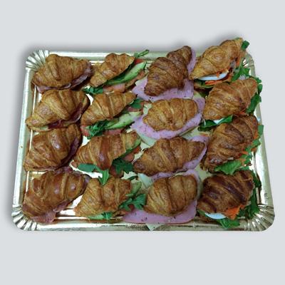 7167 Mini Cruassanes Salados