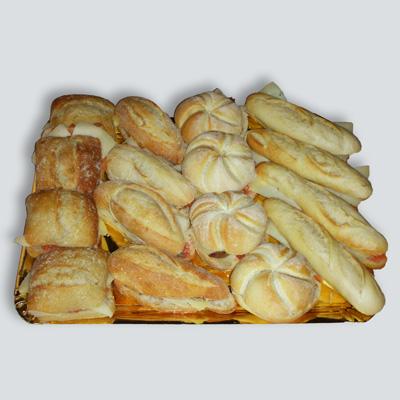7215 Mini bocadillos tortilla