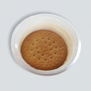 260 Natillas con galleta