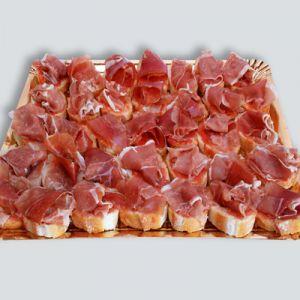 7171 Montaditos de jamón