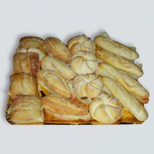 7223 Mini bocadillos vegetal